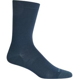 Icebreaker LifeStyle Fine Gauge UL Crew Socks Nightfall
